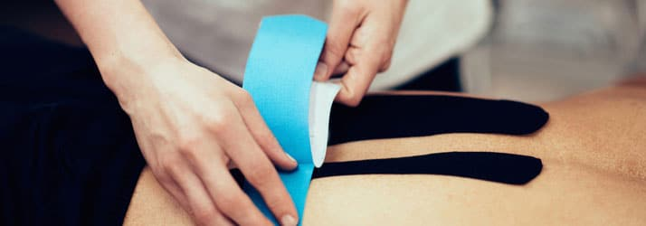 Kinesio Taping in Concord NC